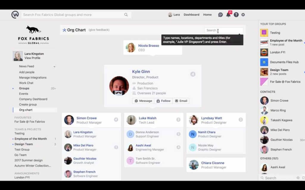 Workplace by Facebook - nowa platforma dla firm